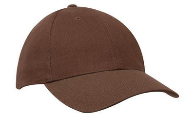 Headwear-Headwear Brushed Heavy Cotton-Brown / Free Size-Uniform Wholesalers - 6