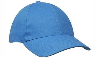 Headwear-Headwear Brushed Heavy Cotton-Cyan / Free Size-Uniform Wholesalers - 9