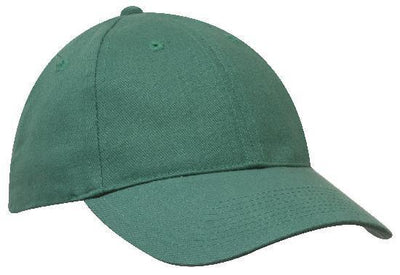 Headwear-Headwear Brushed Heavy Cotton-Emerald / Free Size-Uniform Wholesalers - 10