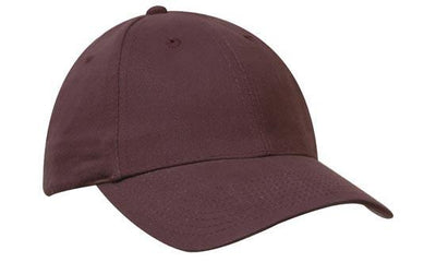Headwear-Headwear Brushed Heavy Cotton-Maroon / Free Size-Uniform Wholesalers - 14
