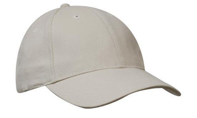 Headwear-Headwear Brushed Heavy Cotton-Natural / Free Size-Uniform Wholesalers - 15