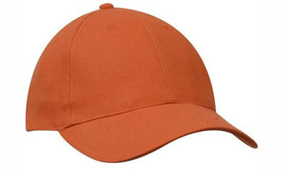 Headwear-Headwear Brushed Heavy Cotton-Orange / Free Size-Uniform Wholesalers - 20