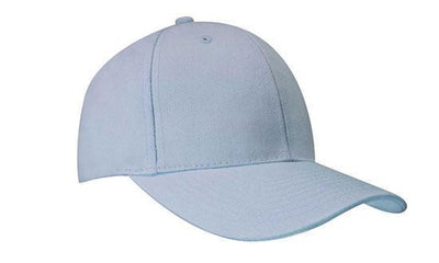 Headwear-Headwear Brushed Heavy Cotton-Powder / Free Size-Uniform Wholesalers - 22