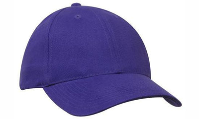 Headwear-Headwear Brushed Heavy Cotton-Purple / Free Size-Uniform Wholesalers - 23