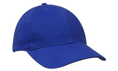 Headwear-Headwear Brushed Heavy Cotton-Royal / Free Size-Uniform Wholesalers - 26