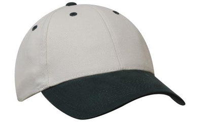 Headwear-Headwear Brushed Heavy Cotton-Natural/Bottle / Free Size-Uniform Wholesalers - 16
