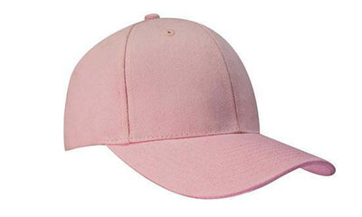 Headwear-Headwear Brushed Heavy Cotton-Light Pink / Free Size-Uniform Wholesalers - 13