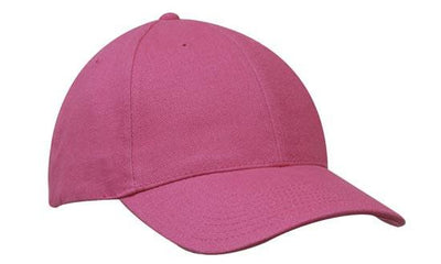 Headwear-Headwear Brushed Heavy Cotton-Pink / Free Size-Uniform Wholesalers - 21