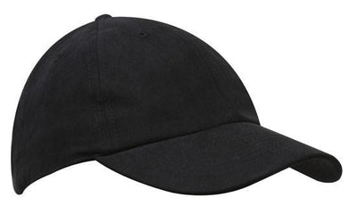Headwear-Headwear Water Resistant Polynosic Cap-Black / Free Size-Uniform Wholesalers - 2