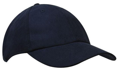 Headwear-Headwear Water Resistant Polynosic Cap-Navy / Free Size-Uniform Wholesalers - 4