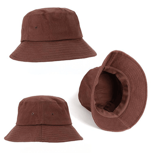 Grace Collection Bucket Hat-(AH715/HE715)