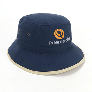 Grace Collection Microfibre Bucket Hat-(AH678/HE678)