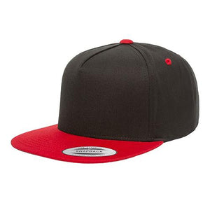 YUPOONG Classic 5 Panel - (6007T)