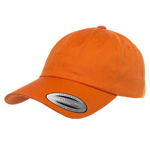 YUPOONG Low Profile Cotton Twill Dad Hat - (6245CM)