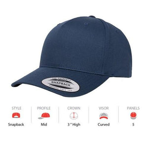 YUPPONG Toddler Classic 5Panel - (6607T)
