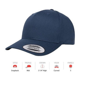 YUPPONG Youth Classic 5Panel - (6607Y)