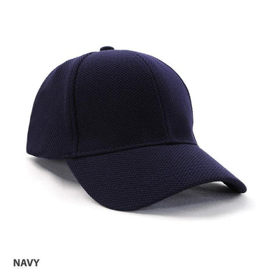Grace Collection  PQ Mesh Fitted Cap-(AH178/HE178)