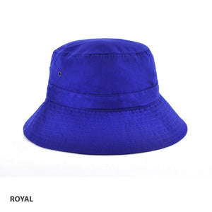 Grace Collection Polyviscose School Bucket Hat-(AH690/HE690)