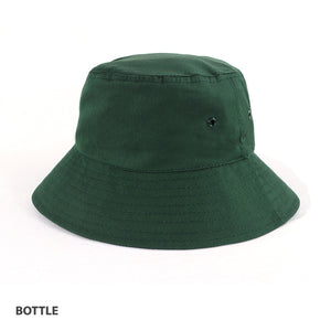 Grace Collection Polycotton School Bucket Hat-(AH713/HE713)