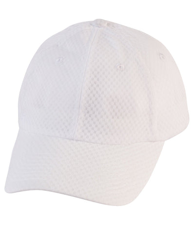 Winning Spirit Athletic Mesh Cap (CH20)