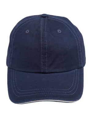 Winning Spirit Washed Polo Sandwich Cap (CH40)