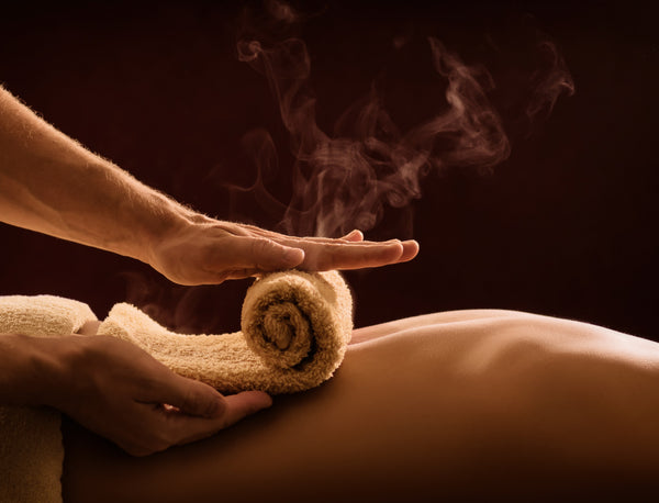 Soothing full body massage