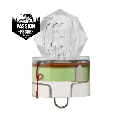 Lampe LED Diamant -  - Passion Peche