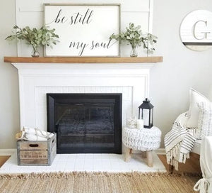 Sprucing Up Your Mantel For Spring