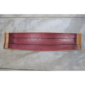 Wine Barrel Stave Bread Board