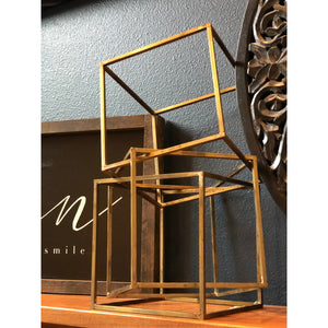 Transitional Metal Linked Cubes