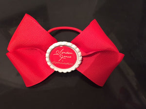 Uniform Hair Bows for Gymnasts Only