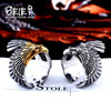 Bird - Flying Raven Eagle Rings