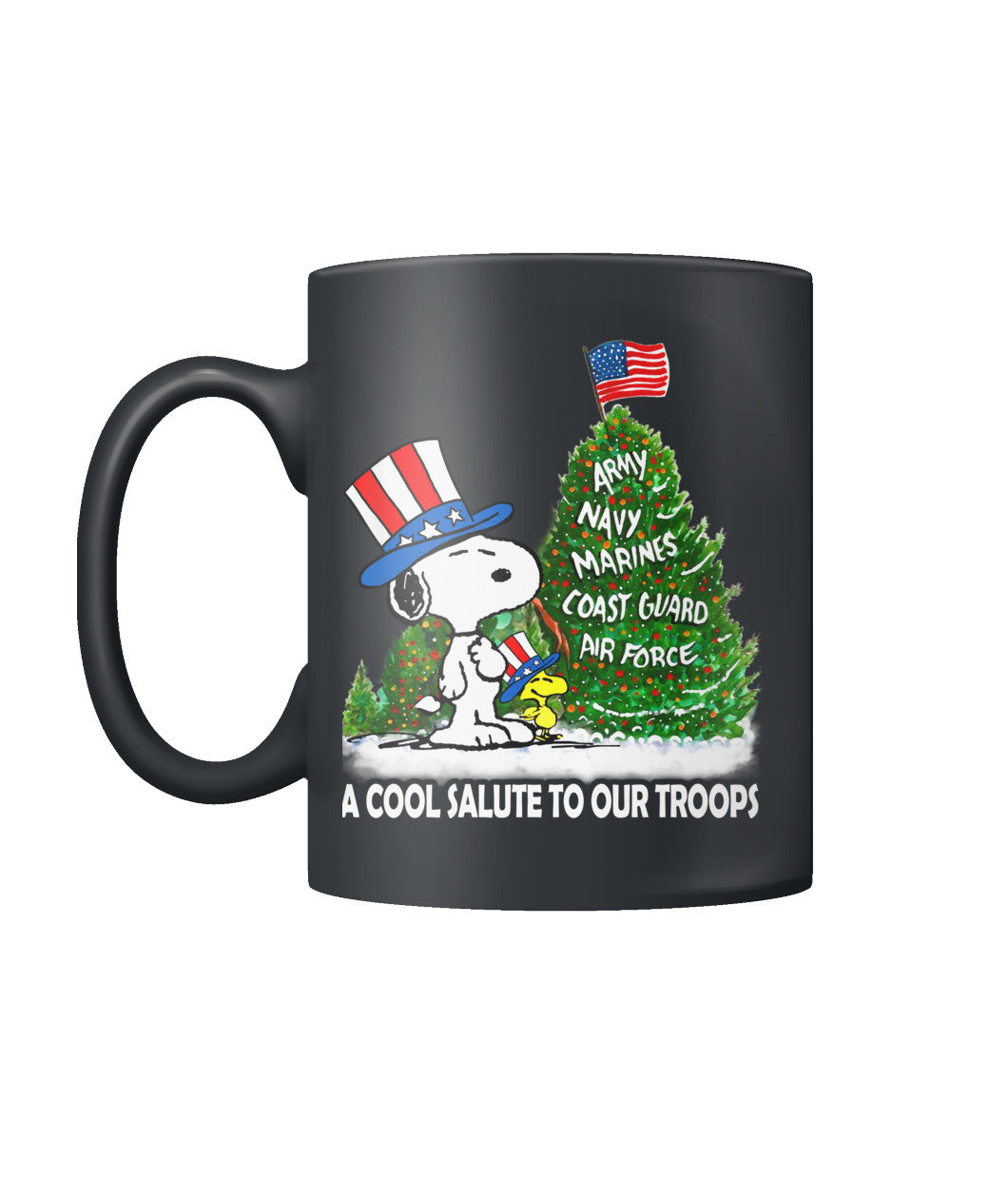 Snoopy Military Shirt For Christmas A Cool Salute To Our Troops