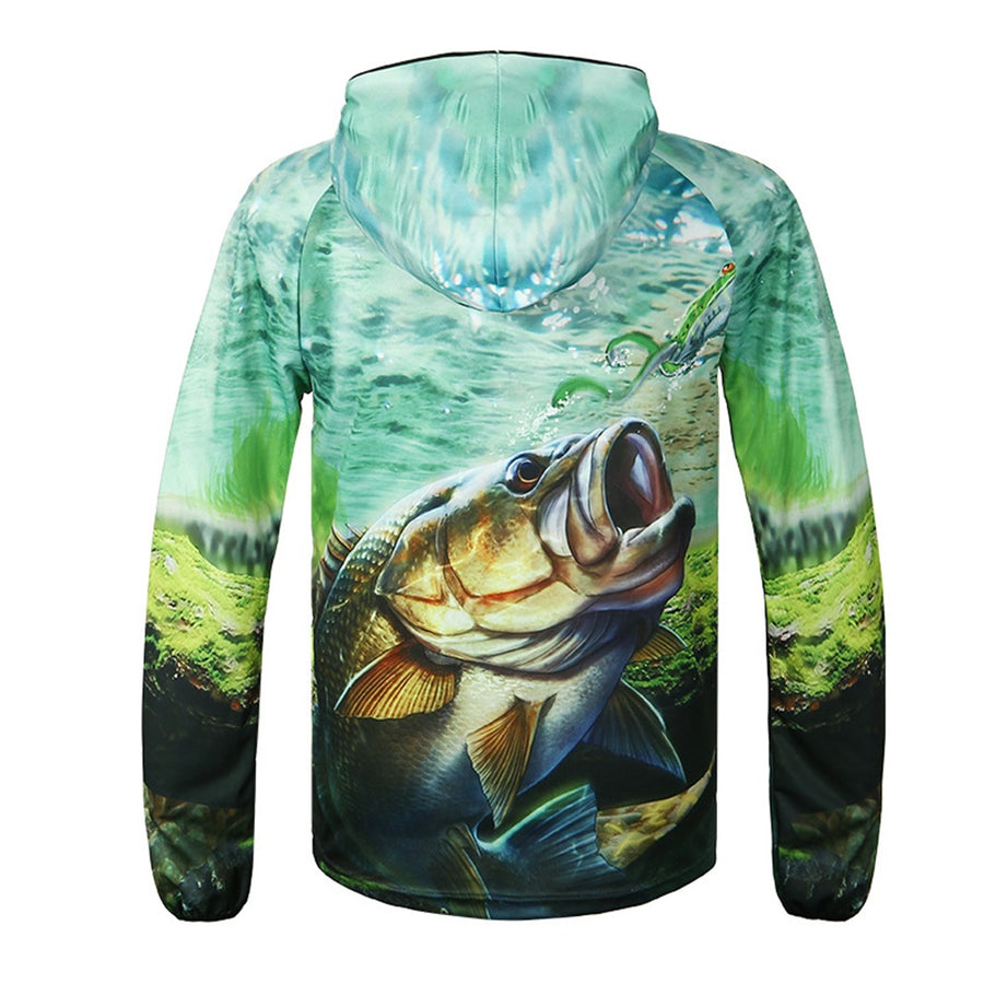 Fishing - Quick Dry Sun Protection Hoodies