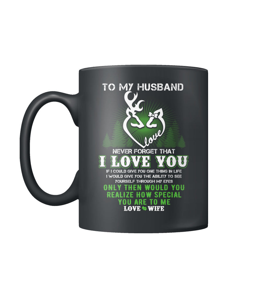 Deer hunting How Special You Are Mug Husband