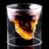Viking - Skull Glass - Creative 3 Sizes Wine Glass Designer Skull Head