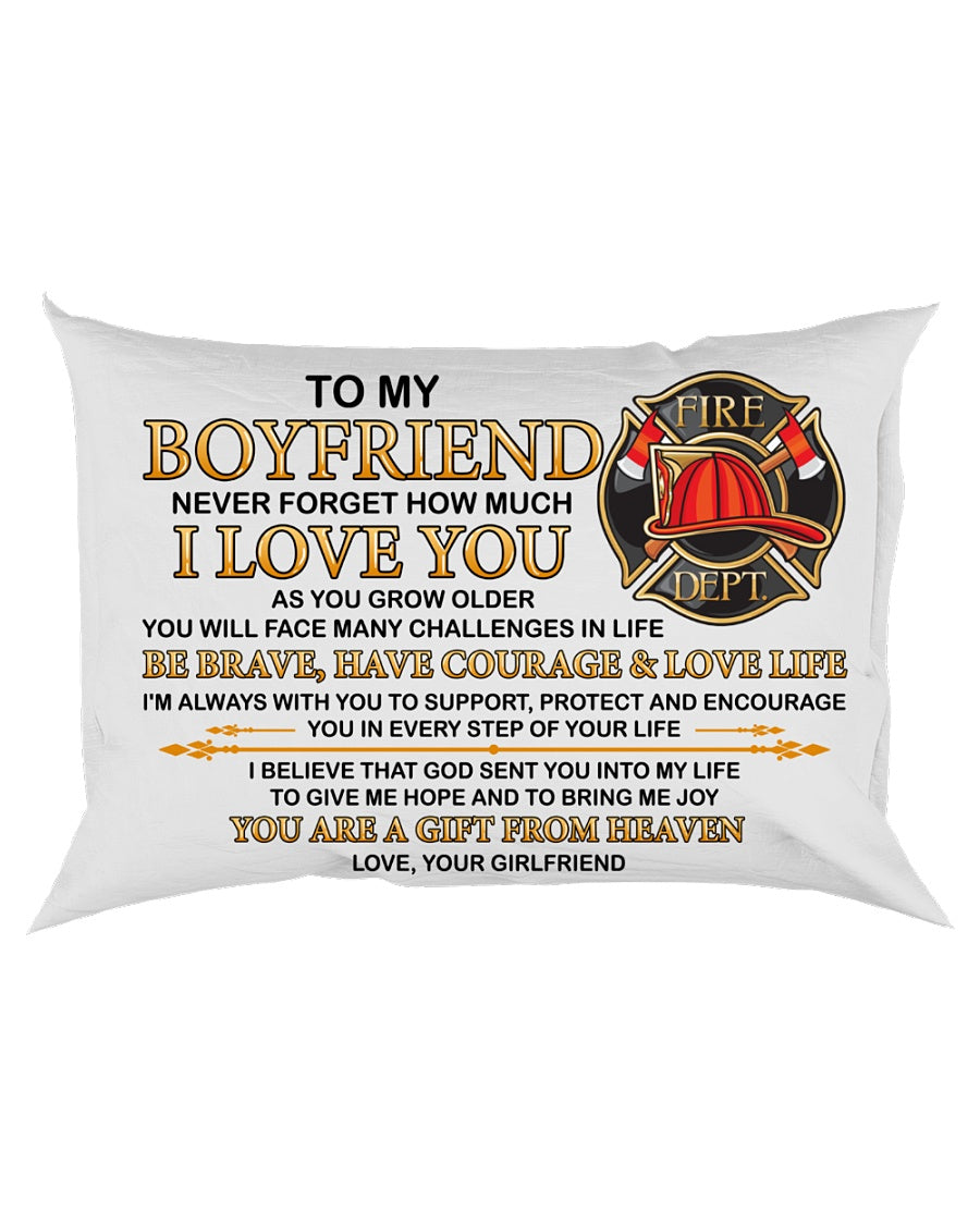 Firefighter Boyfriend I'm Always With You