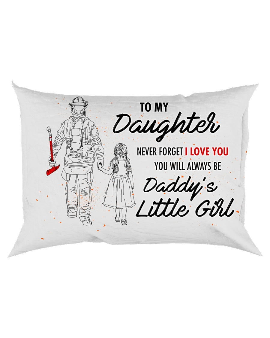 You Will Always Be Daddy's Little Girl Firefighter