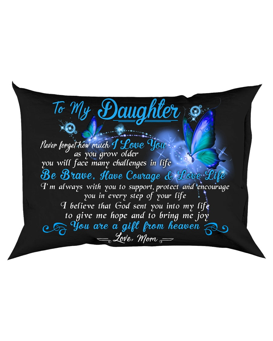 Butterfly Daughter Mom I'm Always With You