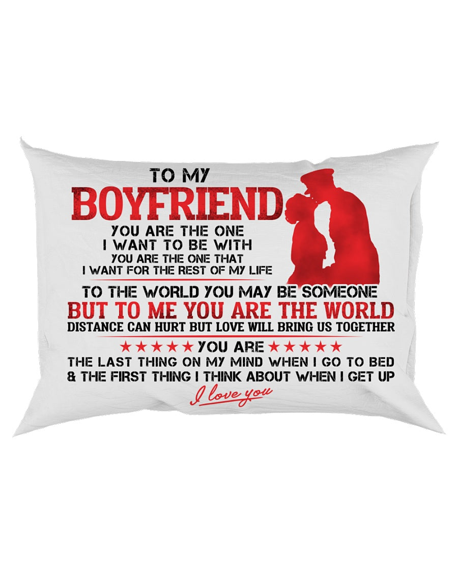 Marine Boyfriend To Me You Are The World