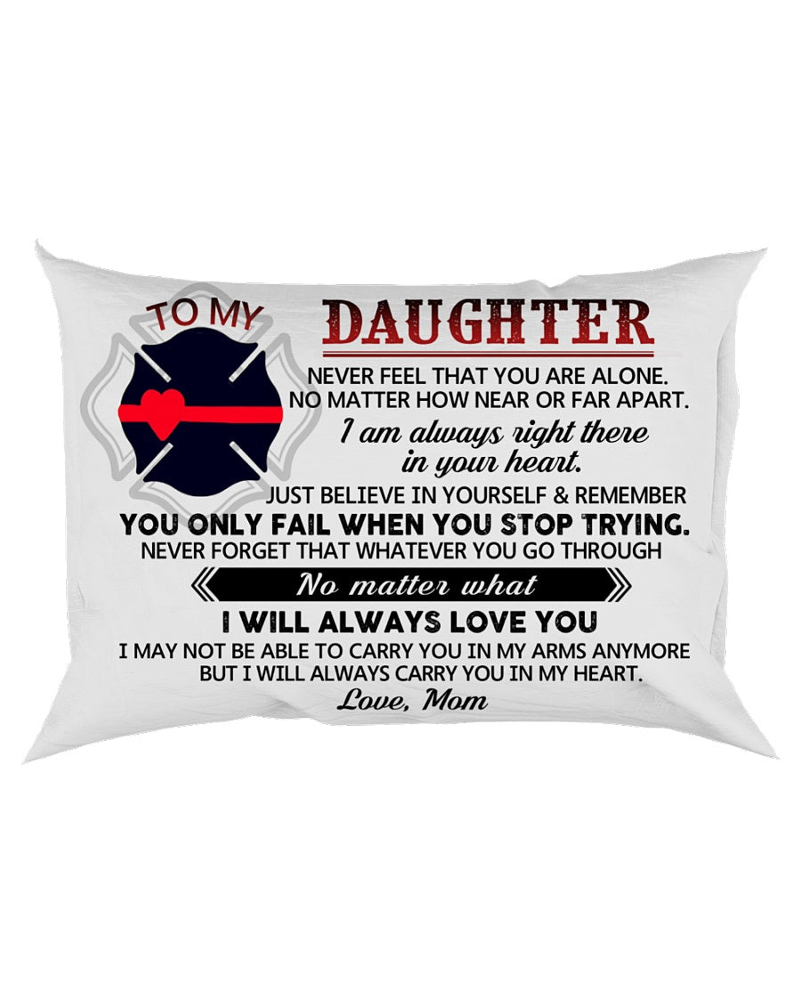 Firefighter Always Carry You In My Heart Daughter Mom