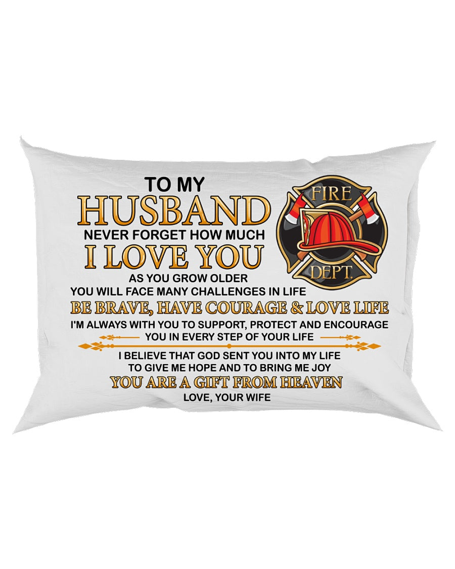 Firefighter Husband I'm Always With You