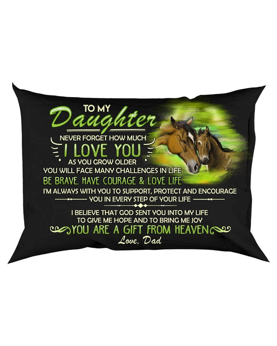 Horse Daughter Dad I'm Always With You