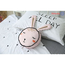Mimi - Lapin Coussin Peluche