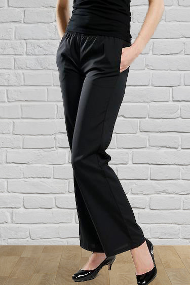 Spa Elastic Trousers for Women