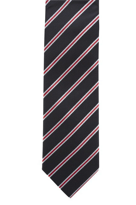 Men's Comet Tie Black/Red