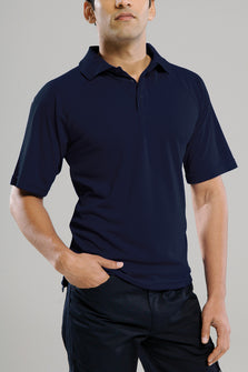 Cool Polo - Navy