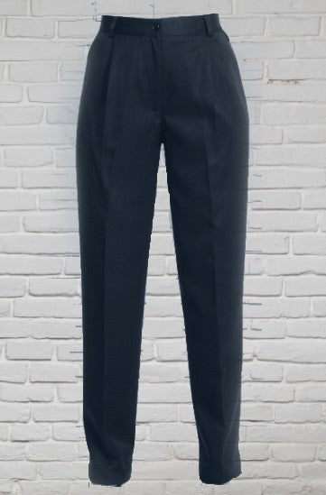 Polywool Z Stretch - Ladies Navy Easyfit Pant