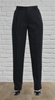 Polywool Z Stretch - Ladies Black Easyfit Pant