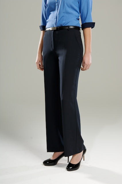 Ladies Lower Waist Trouser